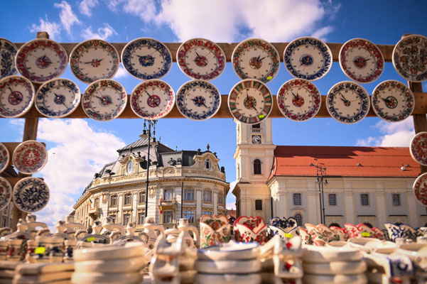 Sibiu - European Best Destinations - Targul Olarilor  2020