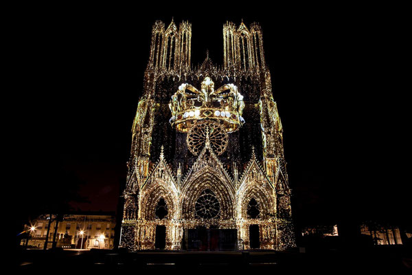 Reims Christmas Market - Best Christmas Markets in Europe - Copyright Reims Tourisme