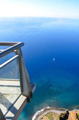 Cabo Girao cliff, Madeira Islands, Portugal Ⓒ Matthieu Cadiou / European Best Destinations