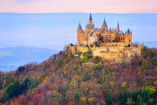 Hohenzollern castle, Stuttgart, Germany Copyright Boris Stroujko