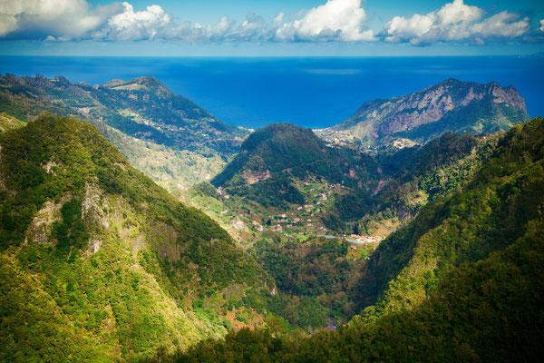 Ribeiro Frio, Madeira, Portugal - Copyright Anna Lurye