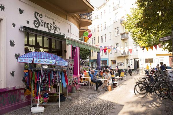 Kreuzberg Kieze - Copyright visitBerlin / Philip Koschel