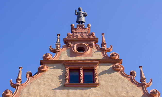 Maison des Têtes - Copyright Colmar Tourism