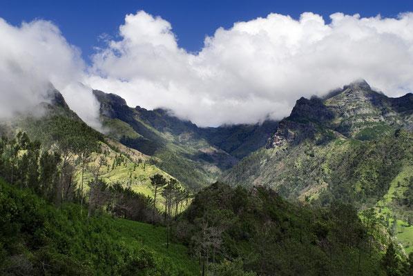 Encumeada, Madeira by MIGUEL GARCIA SAAVEDRA