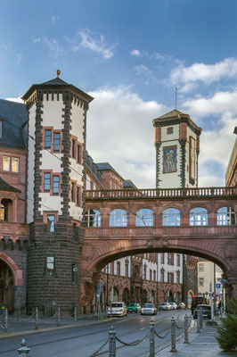 Frankfurt European Best Destinations Copyright  Borisb17