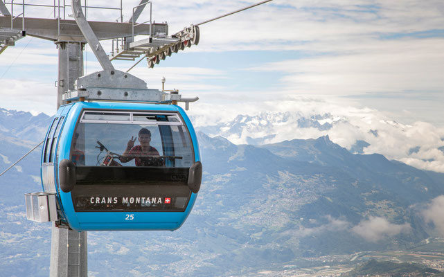 Crans Montana - European Best ski resorts in Europe - Copyright  Crans Montana.ch -   DenisEmery   - European Best Destinations