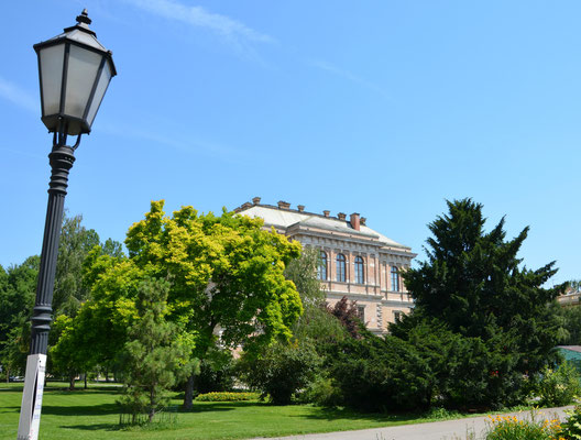 Zagreb's Green Horseshoe - Copyright European Best Destinations