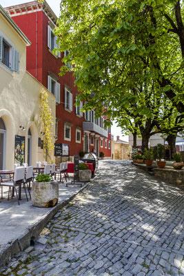 The village of Motovun - Istria - Croatia - Copyright Tomislav Pinter