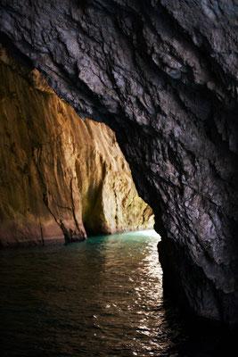 Corfu - European Best Destinations - Cape Drastis in Corfu Copyright fotoinfot