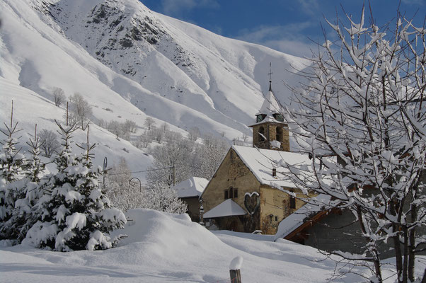 European Best Ski Resort - Saint Sorlin d'Arves - European Best Destinations