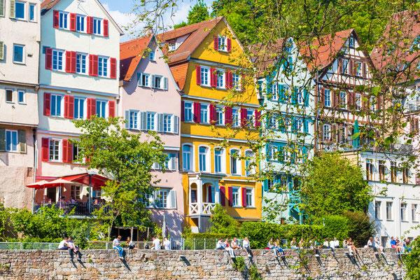 Tubingen houses copyright poporing