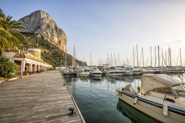 Calpe European Best Destinations - Best Destinations to visit in Spain - Copyright May_Lana