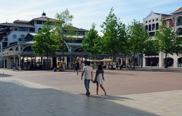 Arcachon-Market