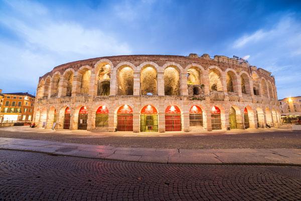 Verona - European Best Destinations - Verona amphiteatre Copyright Kanuman