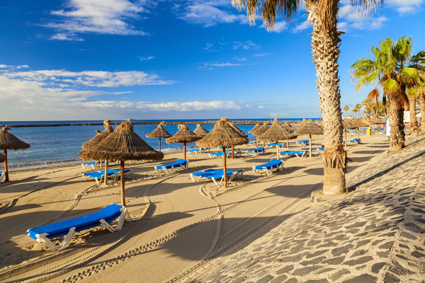 Tenerife - European Best Destinations - Los Cristianos Beach in Tenerife - Copyright lorenzobovi