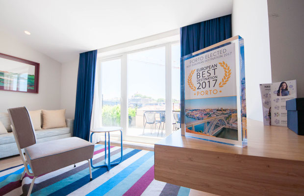 Official partner of Porto - European Best Detsination 2017 © European Best Destinations