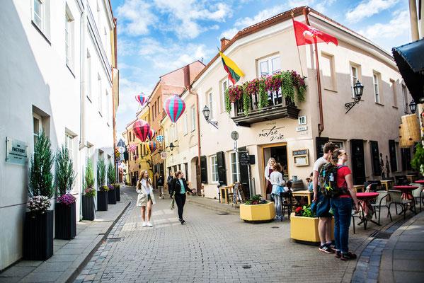 Vilnius European Best Destinations - Coypright Vilnius Tourist board