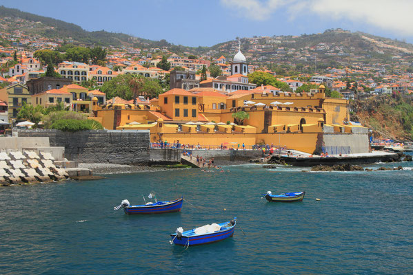 Fortress of Funchal - Copyright photobeginner
