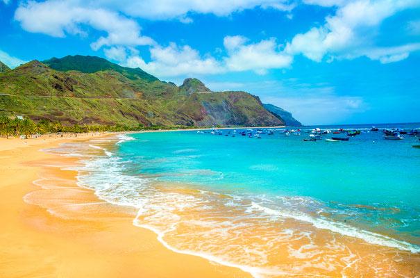 Tenerife - European Best Destinations - Beach of Tenerife - Copyright Balate Dorin