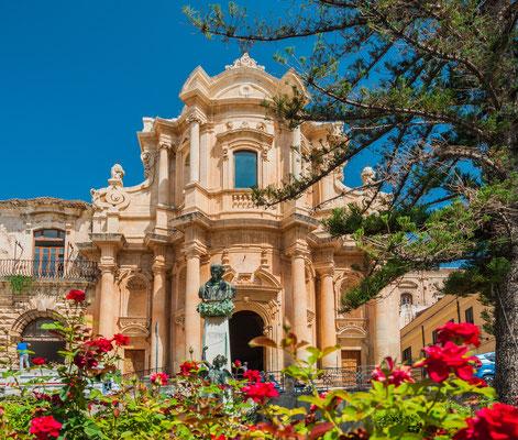 Sicily - European Best Destinations - Church of Saint Dominic Sicily