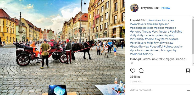 Rynek Wroclaw - Visit Wroclaw.eu - Instagram Users - European Best Destinations