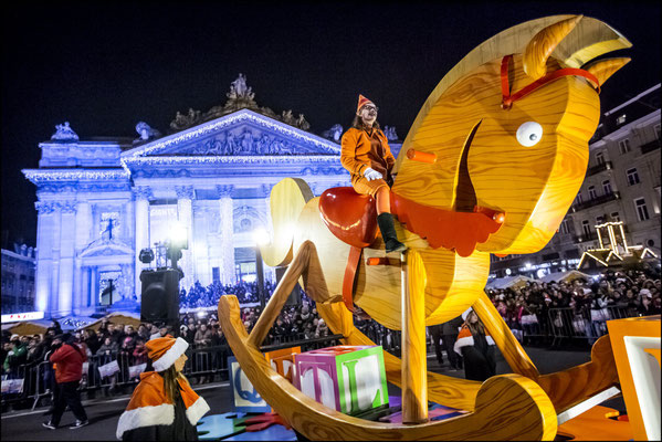 Brussels Christmas Break - Copyright VisitBrussels - European Best Destinations