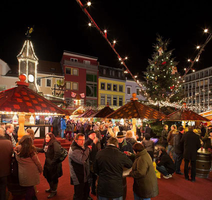 Worms Christmas Market Copyright Worms Tourist Information Centre
