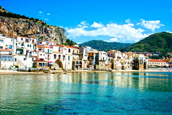 Sicily - European Best Destinations - Cefalu in Sicily Copyright ciccino77