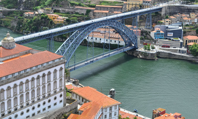 Aerial view of Porto, Portugal © European Best Destinations