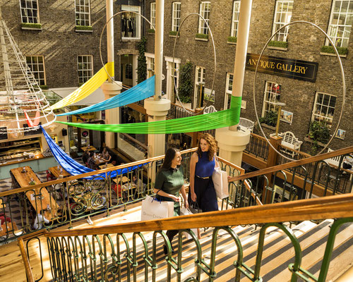 Powerscourt Townhouse, Dublin - Copyright Ireland.com