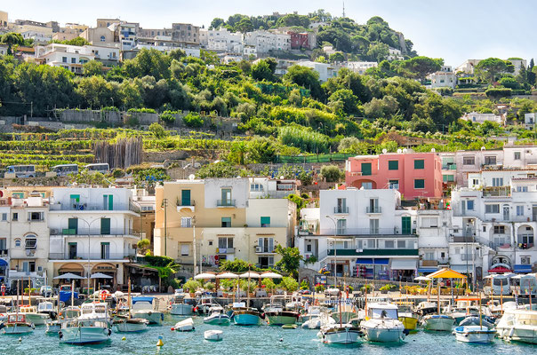 Capri - European Best Destinations - Capri Copyright Reidl