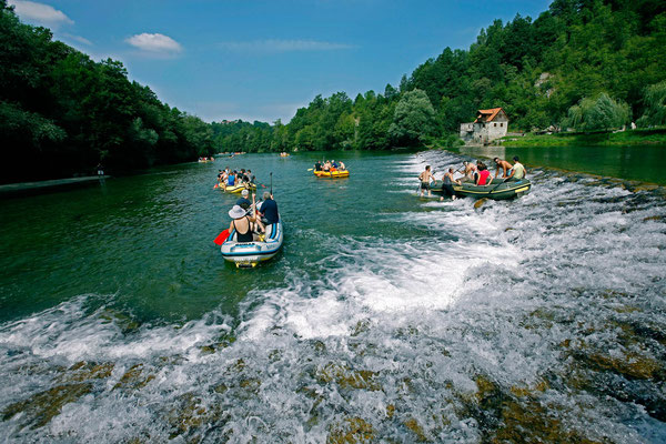 River Kolpa - European Best Destinations
