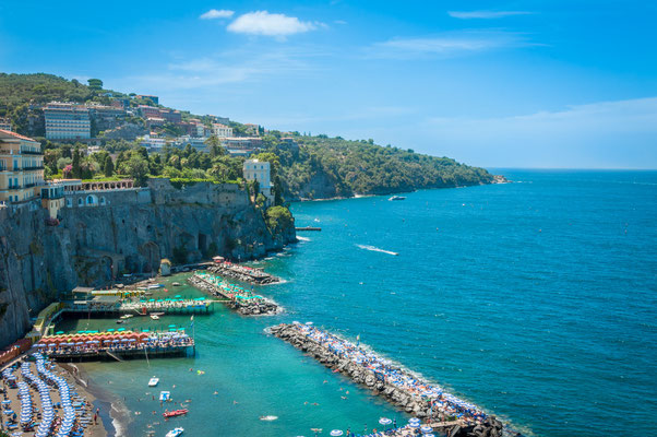 Sorrento, Italy - Copyright Pfeiffer