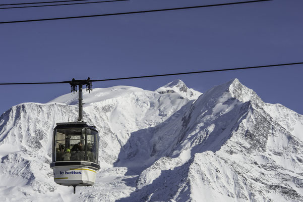 Saint-Gervais Mont-Blanc - European Best Ski Resort - Copyright PTournaire