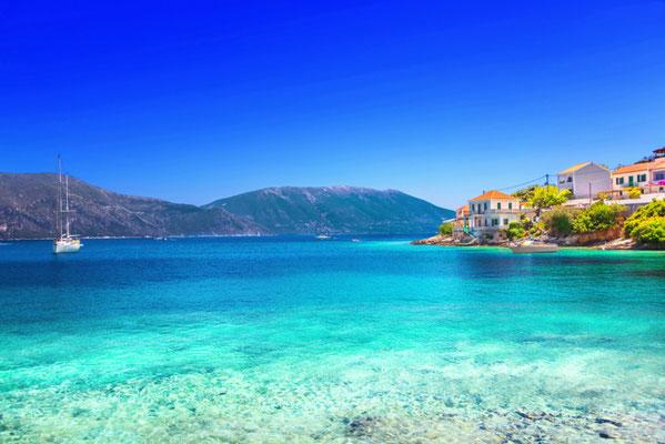Fiskardo, Kefalonia island, Greece - Copyright Adisa