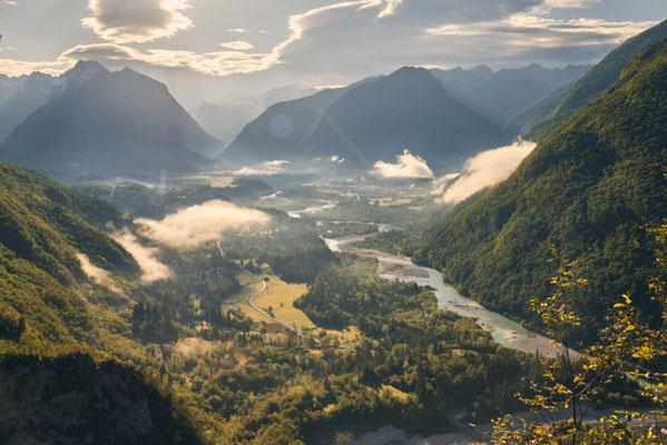 Soca Valley Mountains copyright David Saracevic