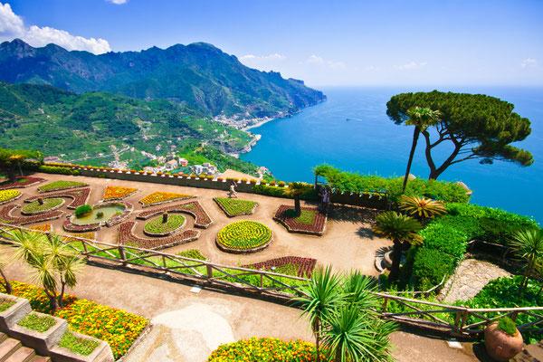 Positano - European Best Destinations - Ravello near Positano - Copyright  ronnybas