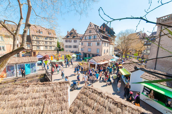 Colmar Celebrates Spring - Easter and Spring markets - Copyright Matthieu Cadiou / European Best Destinations
