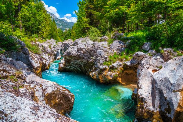 Kayaking Bovec copyright Gaspar Janos