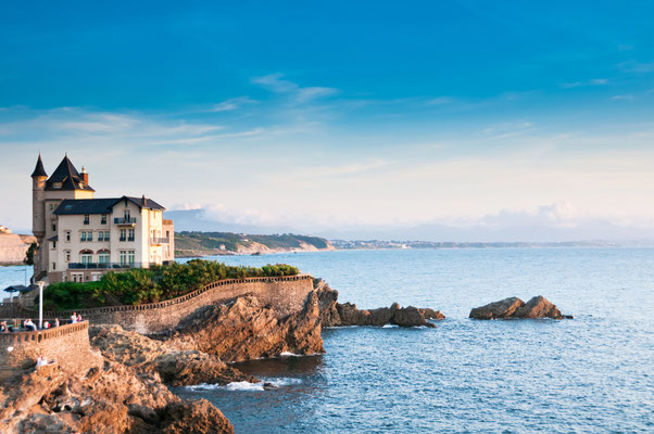 Biarritz European Best Destinations Copyright Alexander Demyanenko