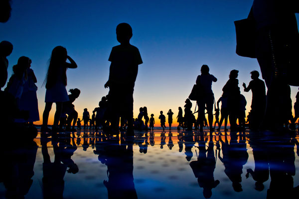 Greeting to the Sun, Zadar Sunset, Croatia by xbrchx