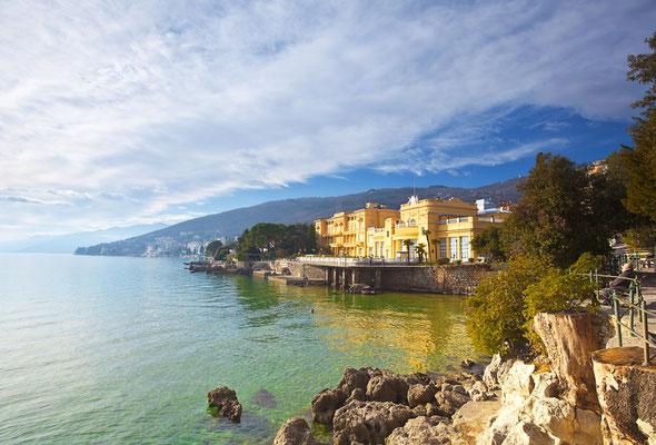 Opatija, Croatia - Copyright Phant