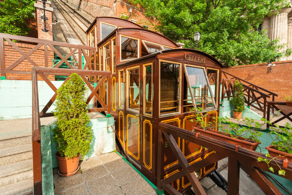 Budapest Castle Hill Funicular - Copyright LALS STOCK