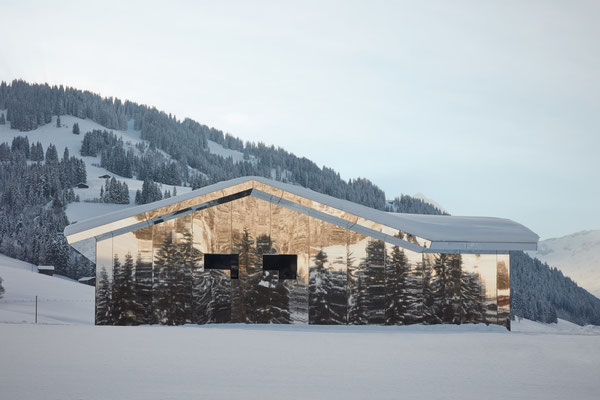 Best ski resorts in Europe - Gstaad copyright Doug Aitken