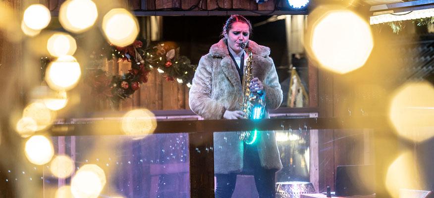 Newcastle Christmas Market - Copyright newcastleschristmasmarkets.co.uk