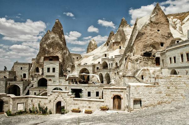 Cappadocia Goreme open air Museum copyright salajean