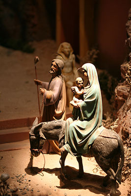 Malaga Christmas Market - Copyright Malaga Turismo - European Best Destinations