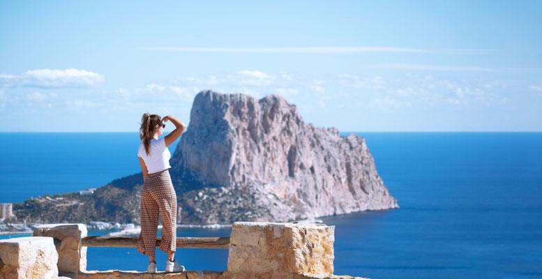 Calpe European Best Destinations - Best Destinations to visit in Spain - Copyright David Moreno Hernandez
