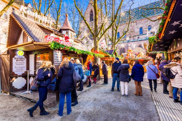 Basel Christmas Market - Copyright cge2010