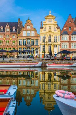 Ghent Graslei copyright Shutterstock / Aeypix